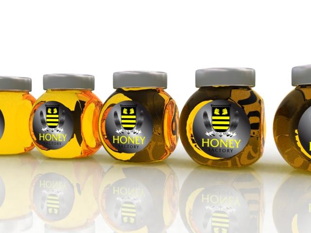 Glass Jar Product Visuals